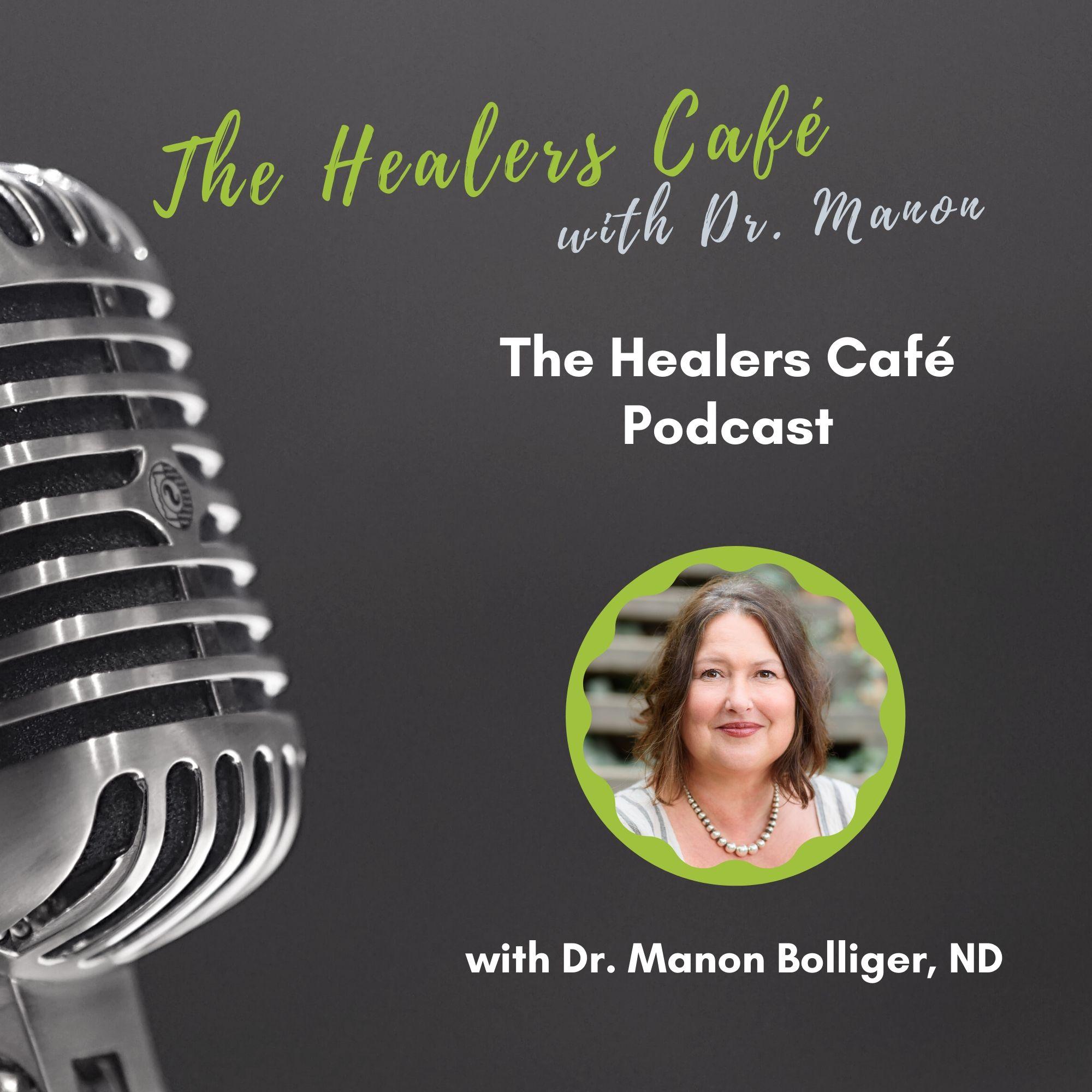 The Healers Café show art
