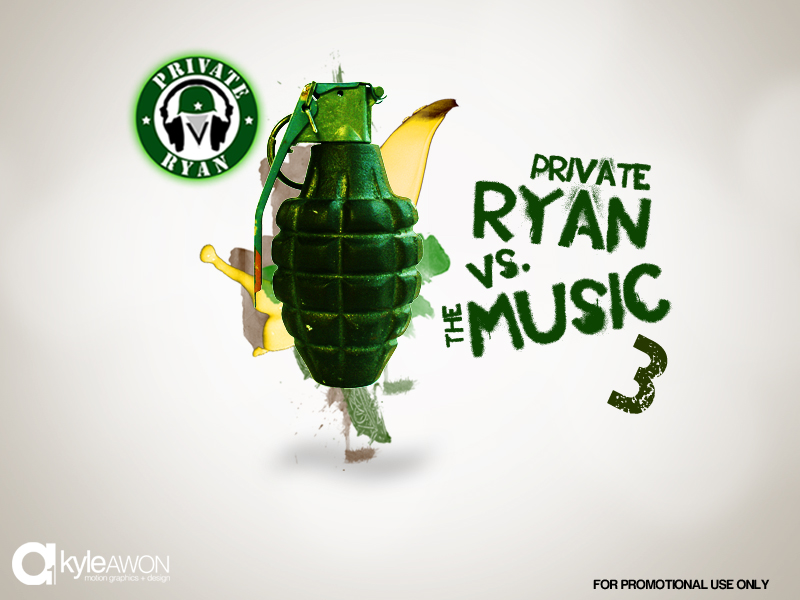 Private Ryan Presents Private Ryan VS The Music 3 (September 15th Birthday Edition)