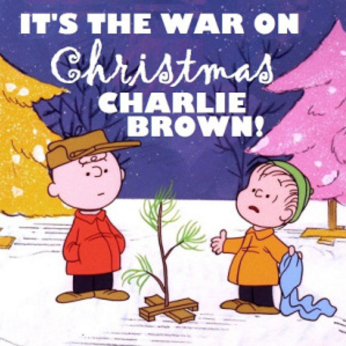(2014/12/23) Our annual collective waste of time (War on Christmas)