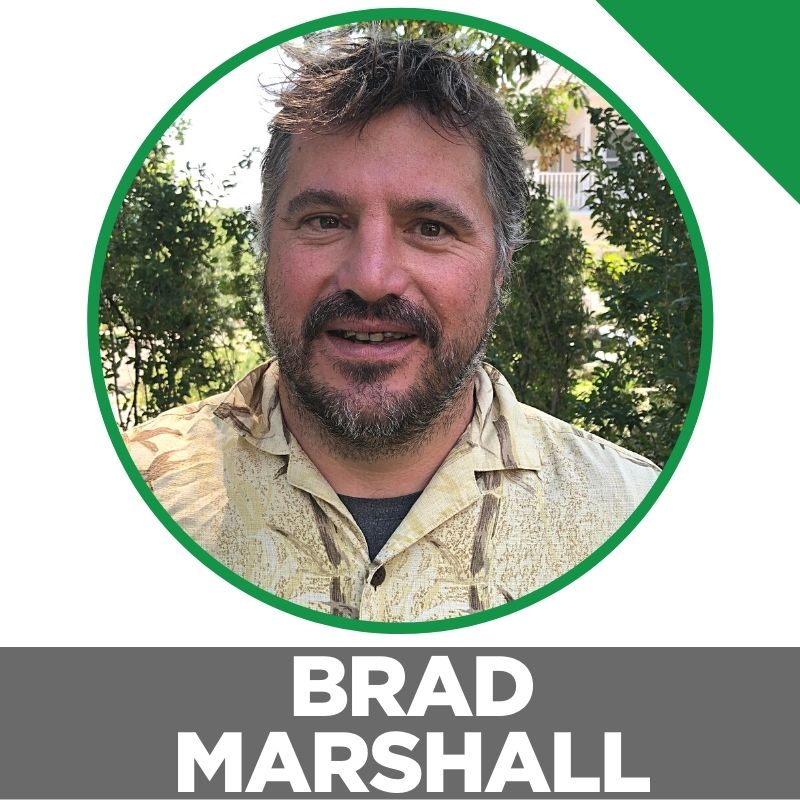 The Croissant Diet, Wine Fasting, Oodles Of Pork Lard, Keto Bricks & Much More With Brad Marshall.