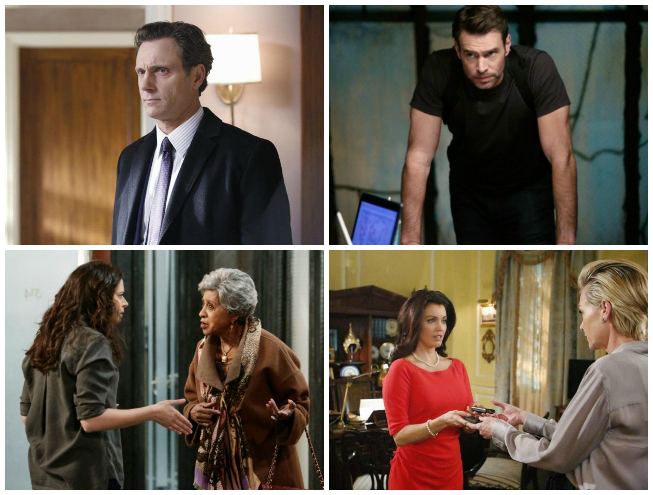 Episode 177: Scandal - S4E11 - Where's The Black Lady?