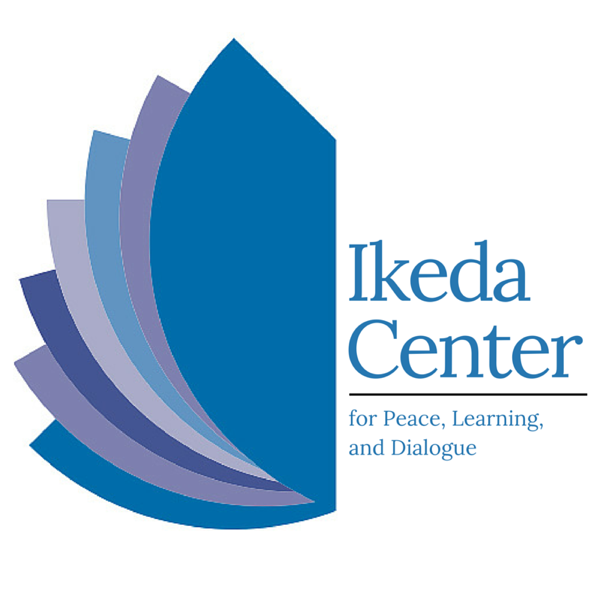 Ikeda Center Podcast show art