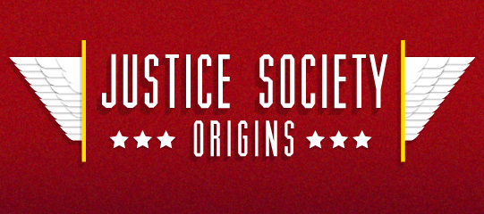 01 Justice Society Origins -- How It All Began