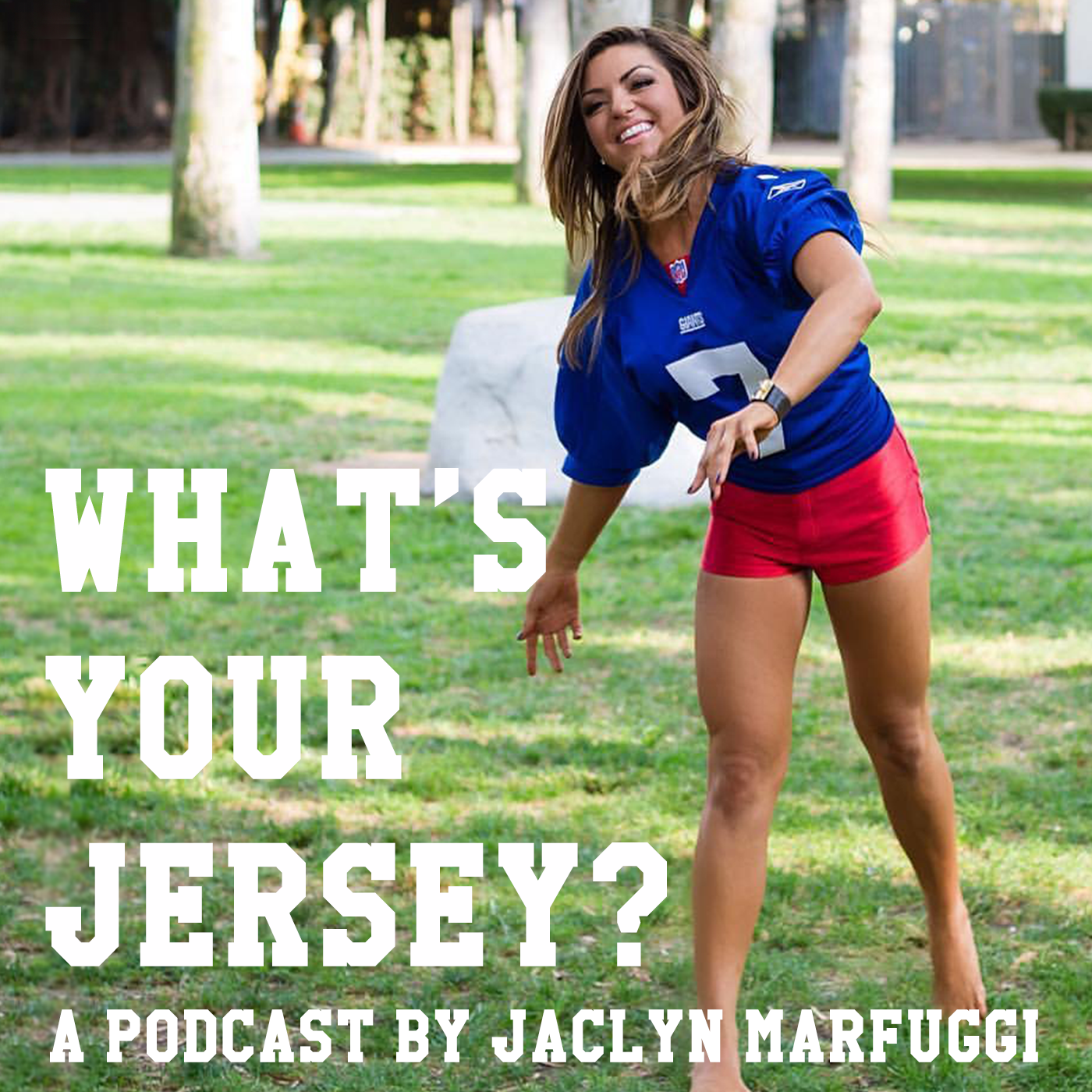 Artwork for Comedy, the 90's, and BRITNEY SPEARS talk w/ Comedian JUSTINE MARINO!