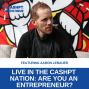 Artwork for EP 073: Live in the CashPT Nation: Are You An Entrepreneur?