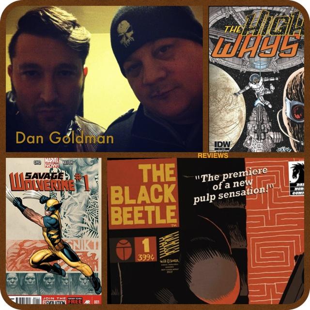 Episode 456 - Dan Goldman (Shooting War, Red Light Properties)