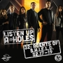 Artwork for Listen Up A-Holes #32: Agents of S.H.I.E.L.D. (S2.17-19)