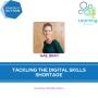 Artwork for 81: Tackling the Digital Skills Shortage – Gail Bray