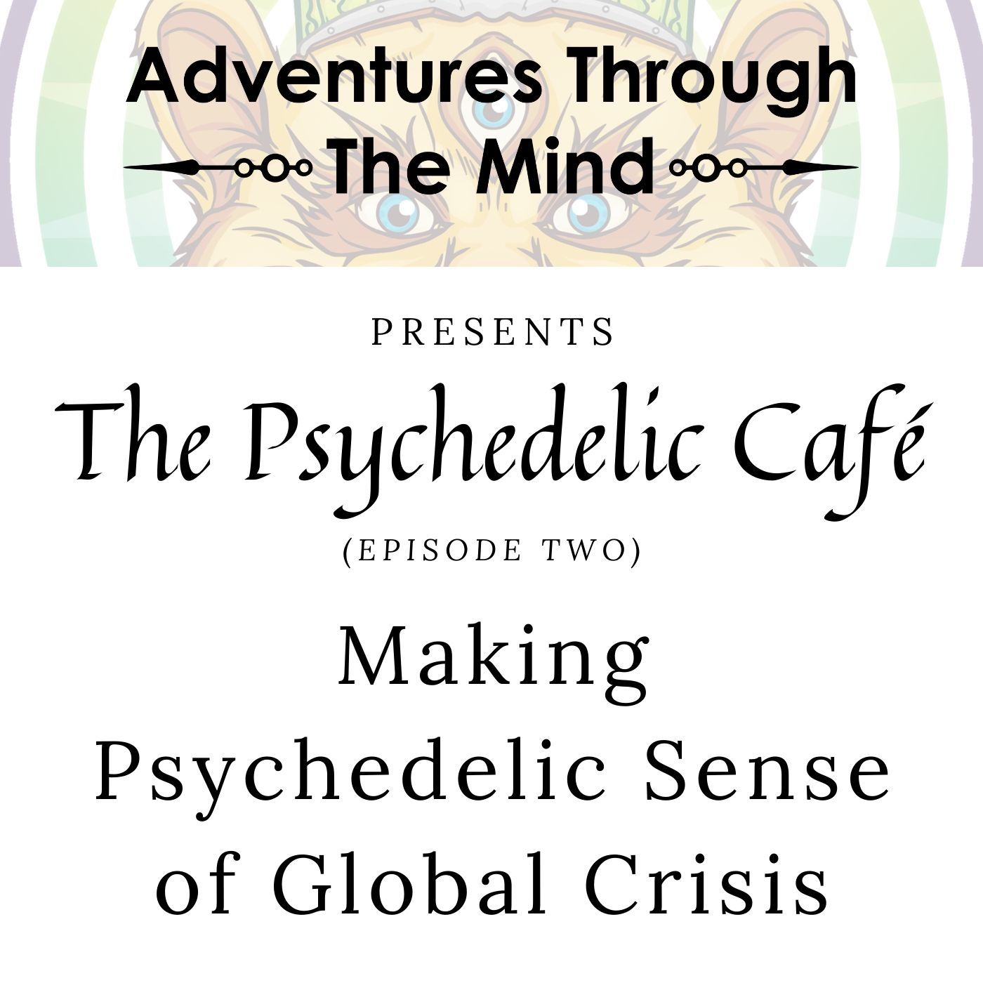 What Psychedelics Can Teach Us About Dealing With Crisis | Psychedelic Café 2