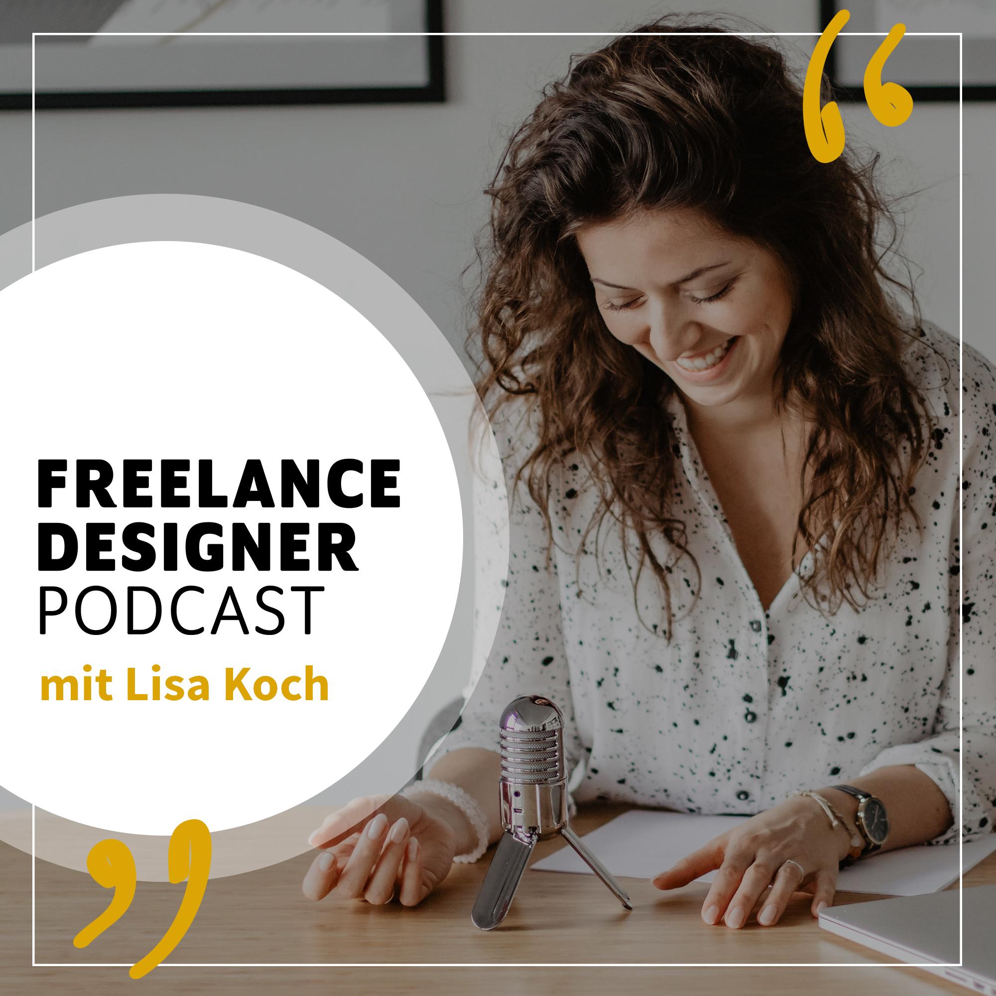 Freelance Designer Podcast show art