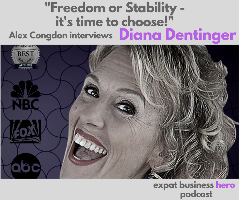 Diana Dentinger Expat Business Hero