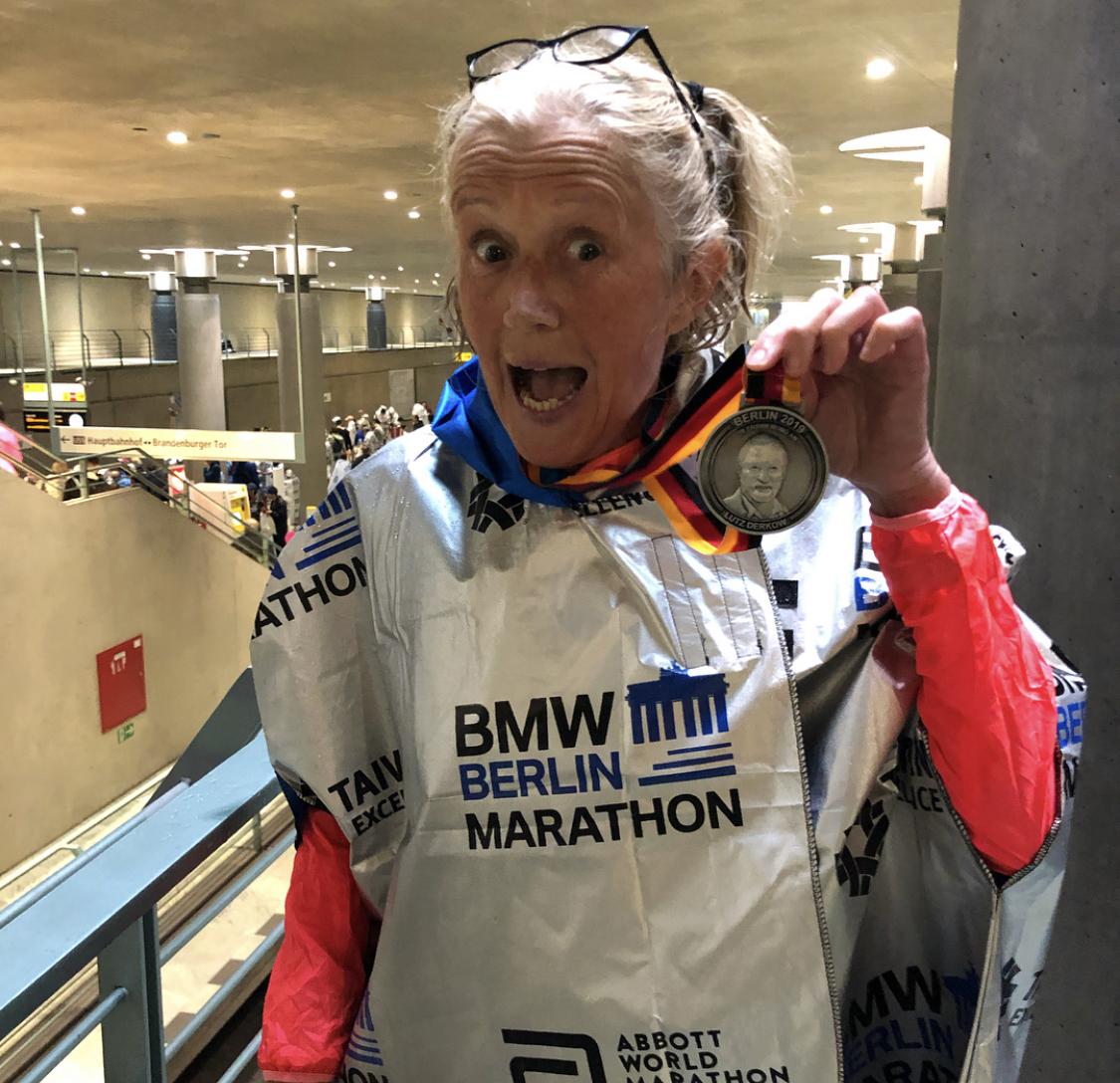 Marathon Mastery: Ruth Farnell, 12 marathons in 7 months