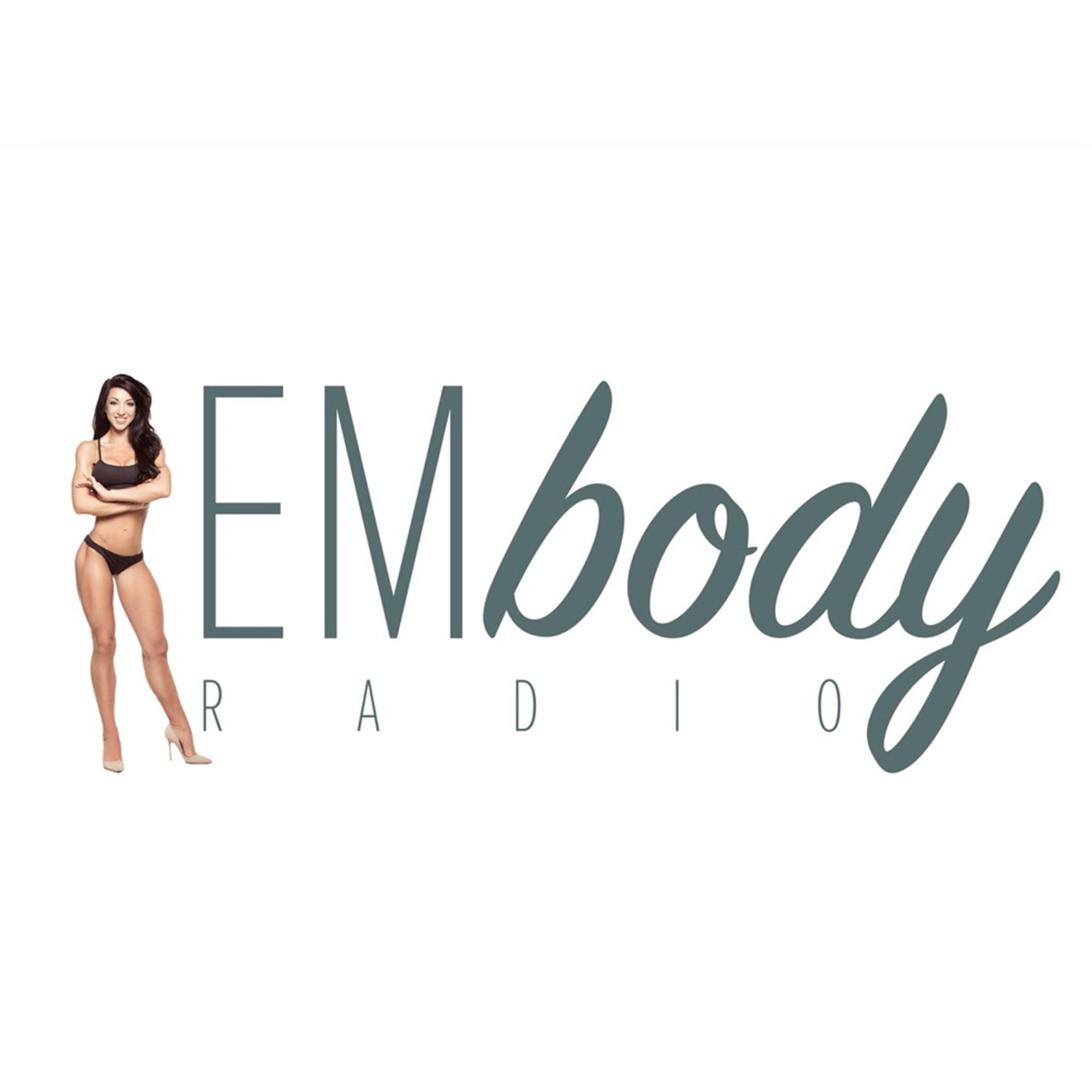 EMBody Radio show art