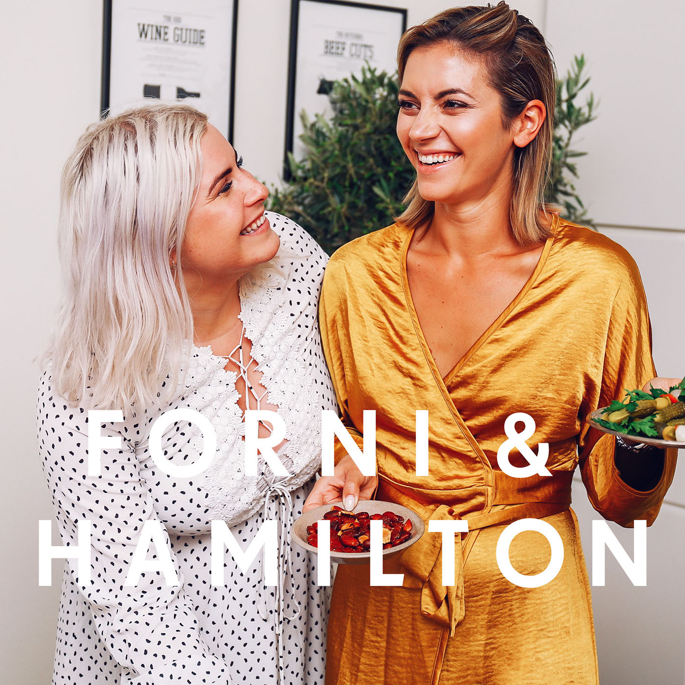 Forni & Hamilton show art