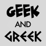 Artwork for Geek and Greek Podcast: Episode 4