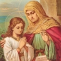 Artwork for A Litany of Saint Anne: For Help from Jesus' Grandmother