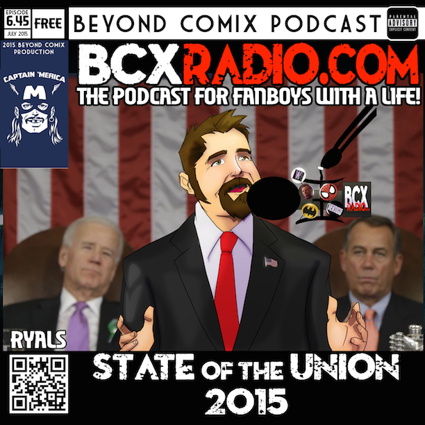 BCXradio 6.45 - State of the Union 2015