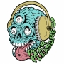Artwork for Justin Pearson (RETOX/Dead Cross/Locust) Episode 29 – Peer Pleasure Podcast
