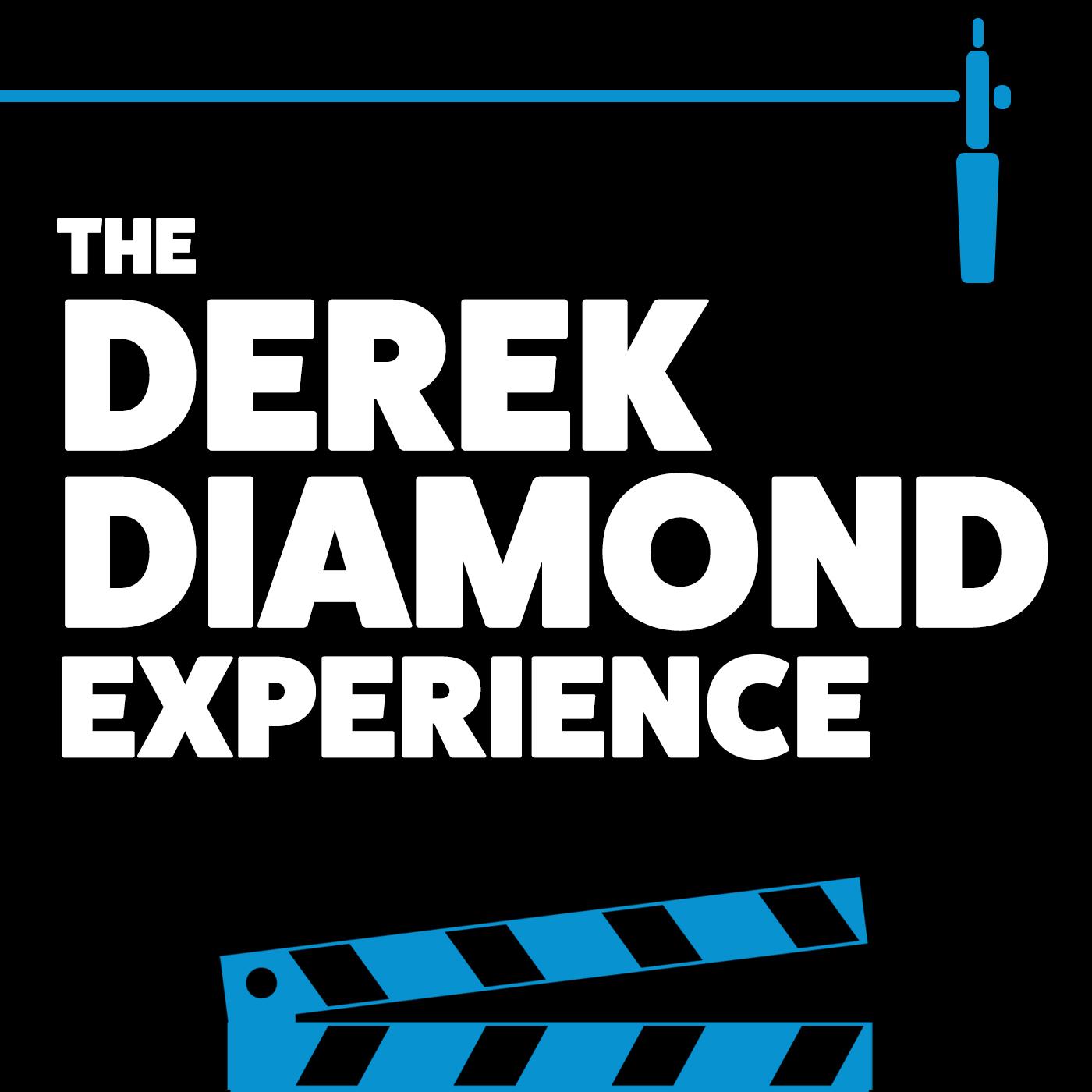 The Derek Diamond Experience show art