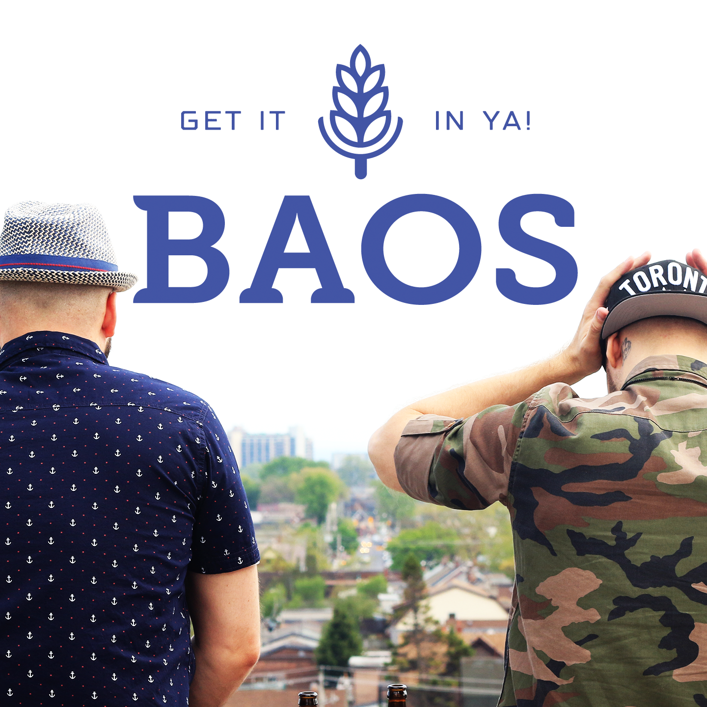 BAOS: Beer & Other Shhh Podcast show art