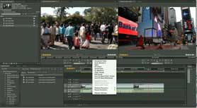 Editing DSLR Video in Premiere Pro CS5