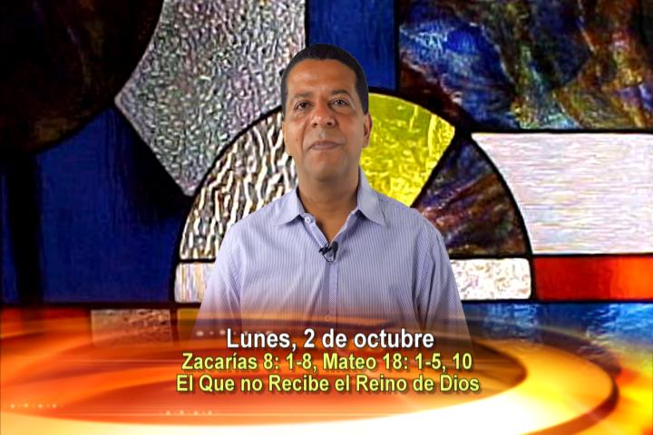 Artwork for Dios te Habla con Oscar Arlés Soto Varona. El tema: El que no recibe el Reino de Dios como un niño no entrará en él