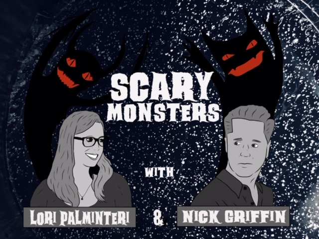 Scary Monsters Podcast show art