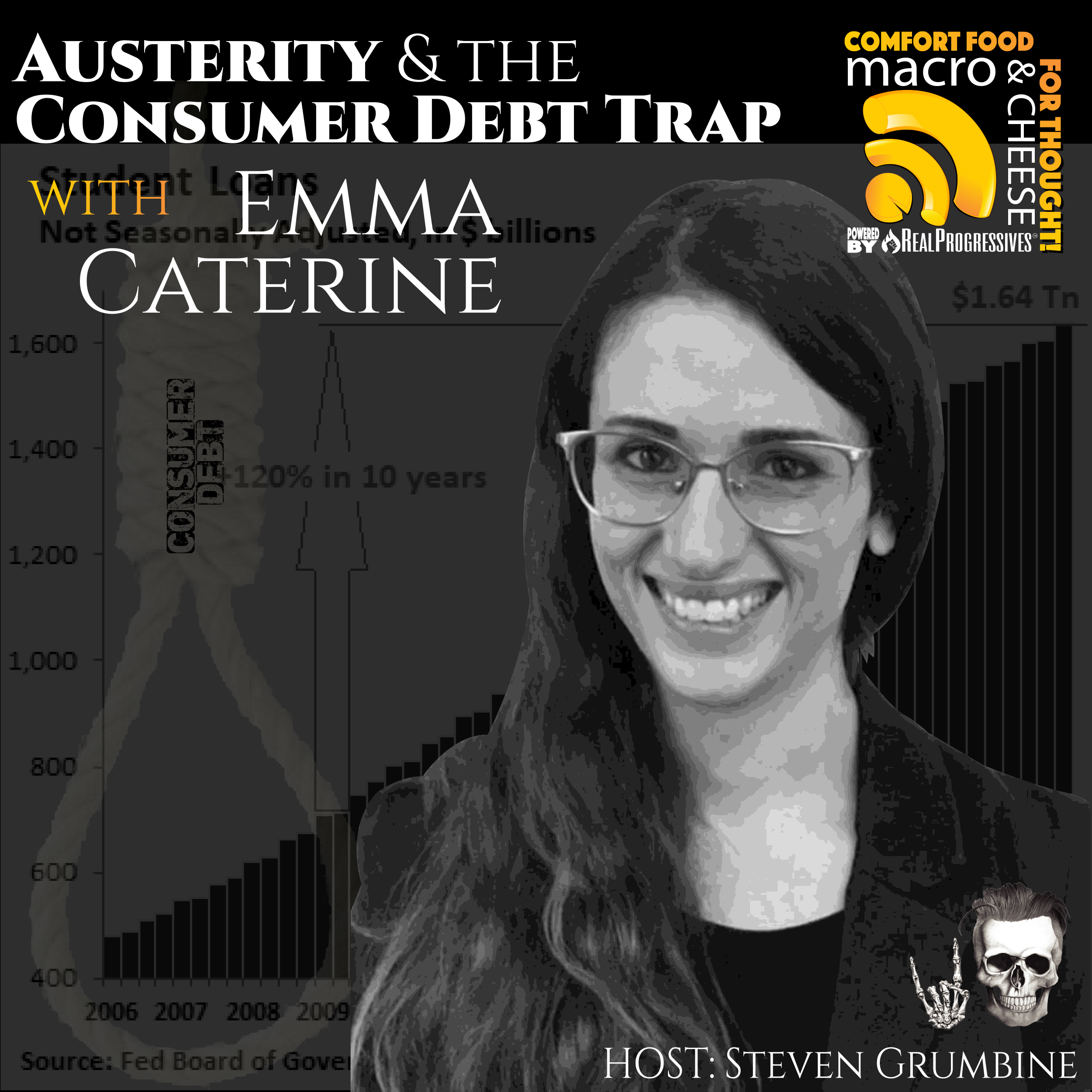 Austerity and the Consumer Debt Trap with Emma Caterine