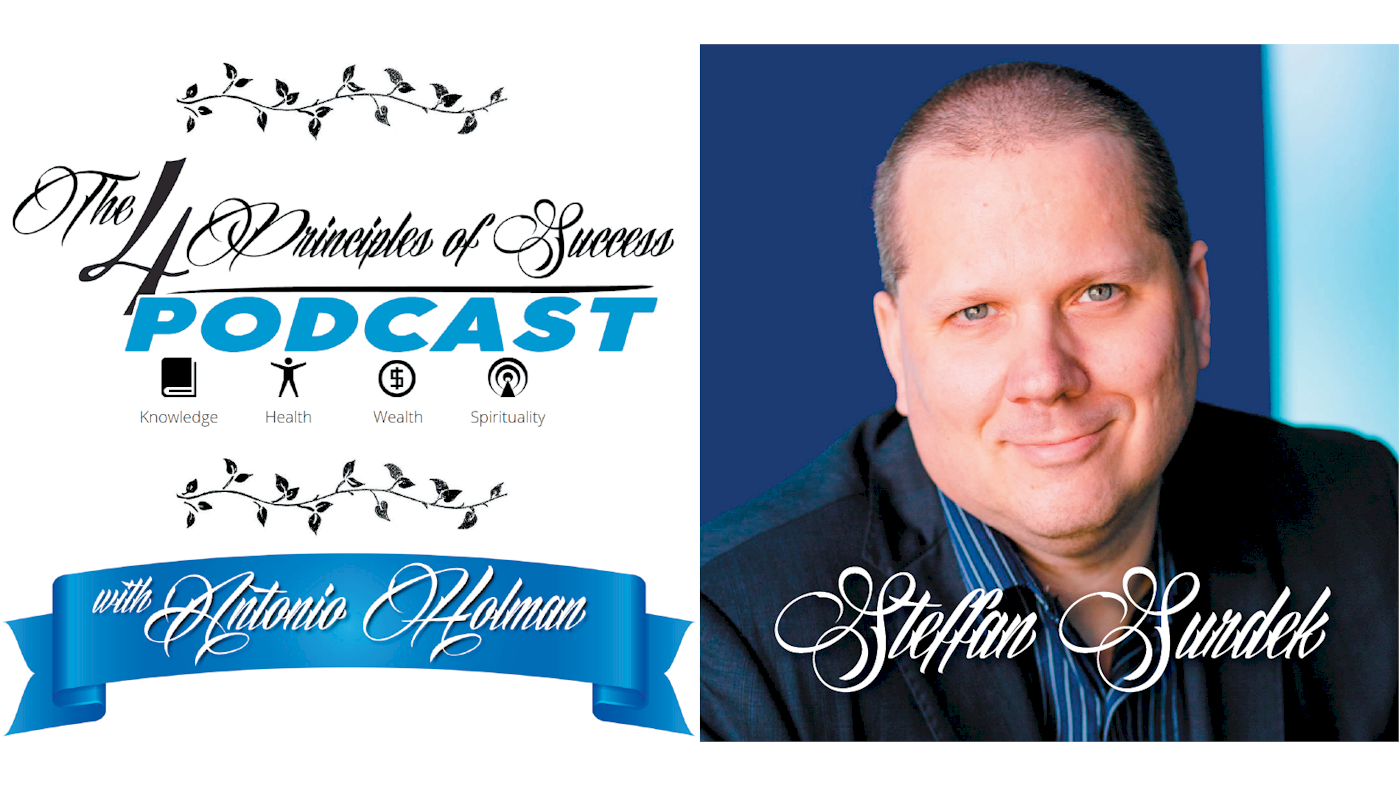 The 4 Principles of Success guest Steffan Surdek