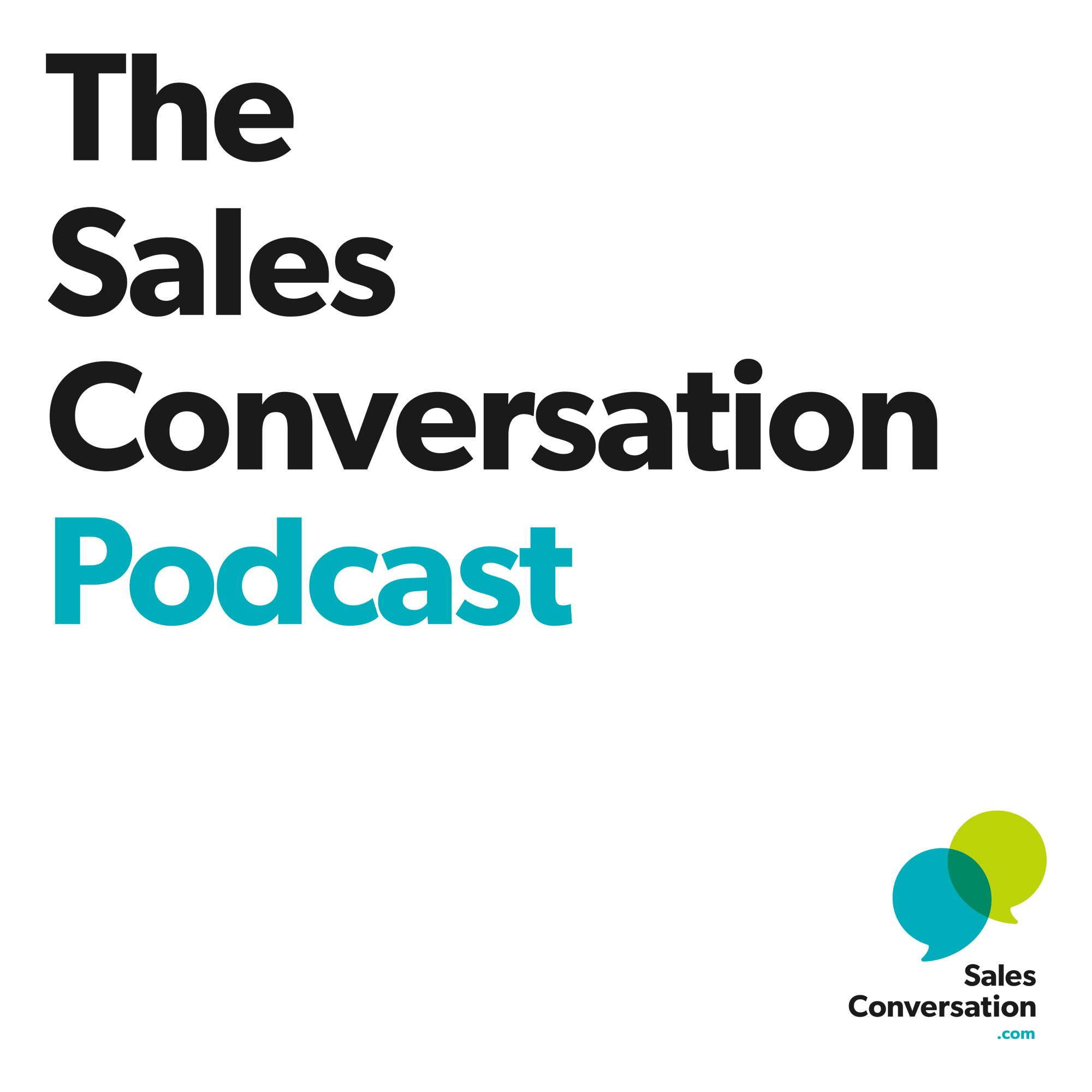The Sales Conversation Podcast show art