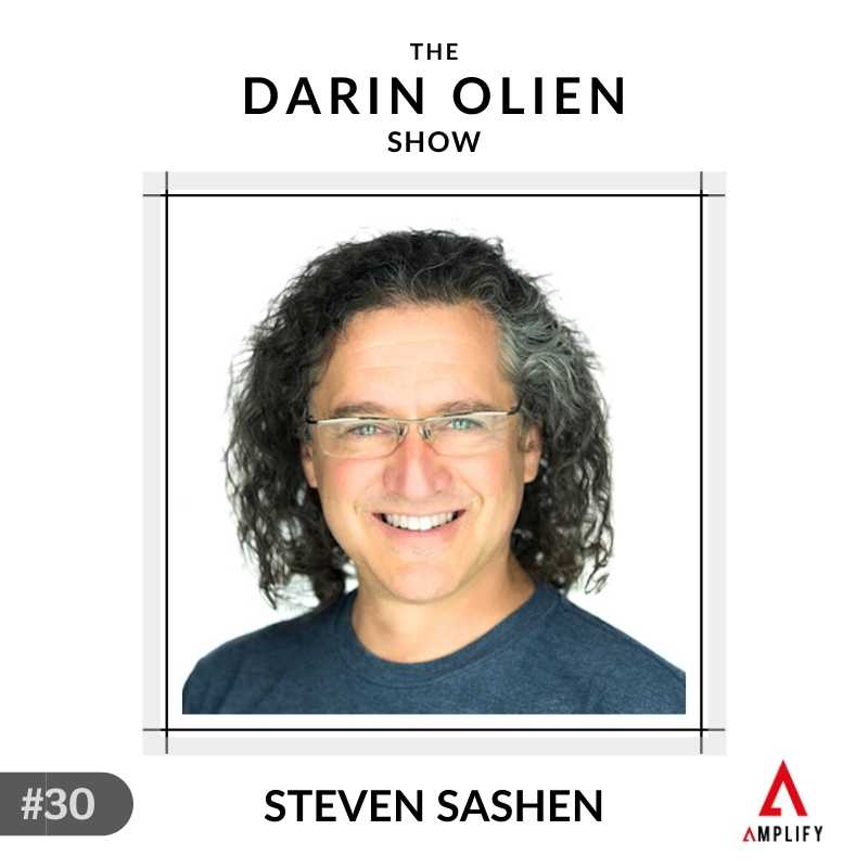 #30 Steven Sashen on Running Barefoot