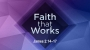 Artwork for Faith that Works ( Pastor Mike McCauley)