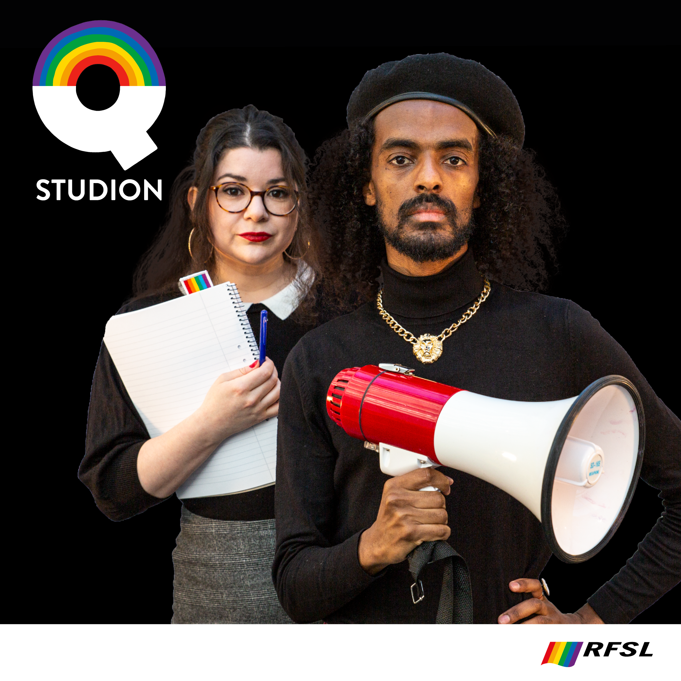 Q-Studion 17. Extra - Hbtqi-aktivism i Brasilien