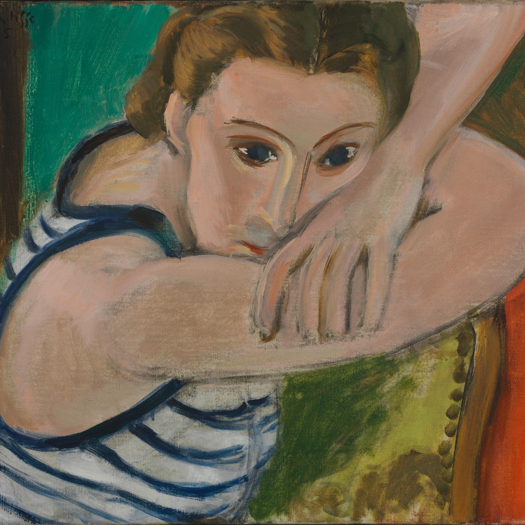 Matisse/Diebenkorn, Klimt's Portraits