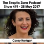 Artwork for The Skeptic Zone #449 - 28.May.2017