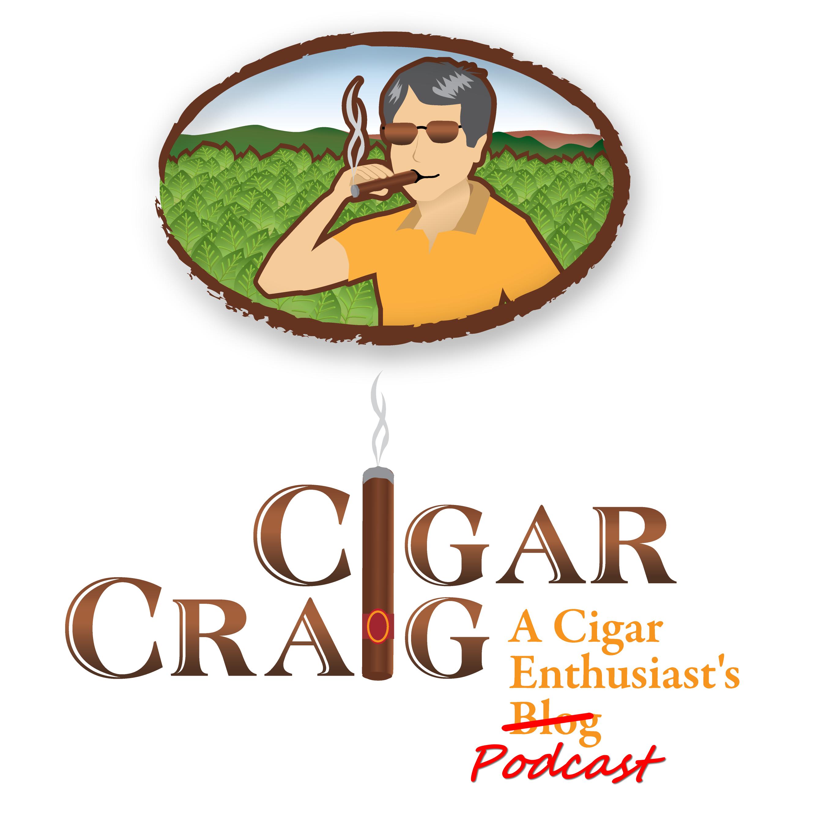 Artwork for CigarCraig Podcast Episode One