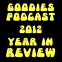 Artwork for Goodies Podcast 124 - year in review 2012