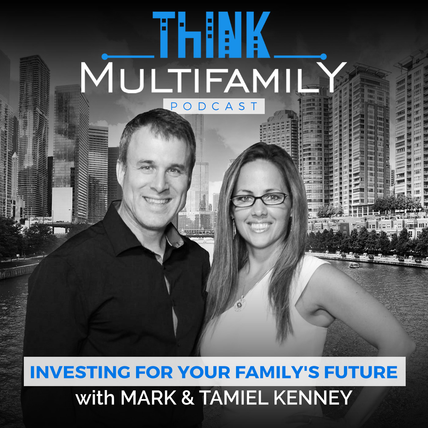 Think Multifamily Podcast show art