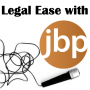 Artwork for Legal Ease with JBP: Introduction
