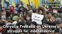 Artwork for Ukraine's struggle for independence