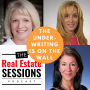 """Artwork for Bonus Episode - """"The UnderWriting is on the Wall"""" with Jane Floyd, NFM Lending, Julie Scott, Movement Mortgage and Tammy Boldt, Homeowners Financial Group"""