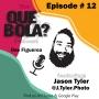 Artwork for Fresh or Phresh Presents Que Bola Ep. 12 Photographer Jason Tyler