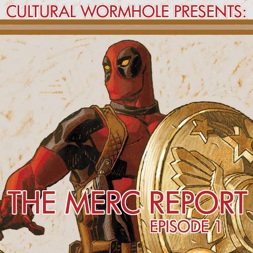 Cultural Wormhole Presents: The Merc Report Episode 1
