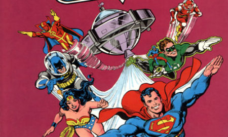 When the Music Stops: JLA - The Lunar Invaders