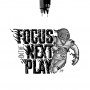 Artwork for PP 051: Focus on the Next Play | When Creativity & Sports Collide