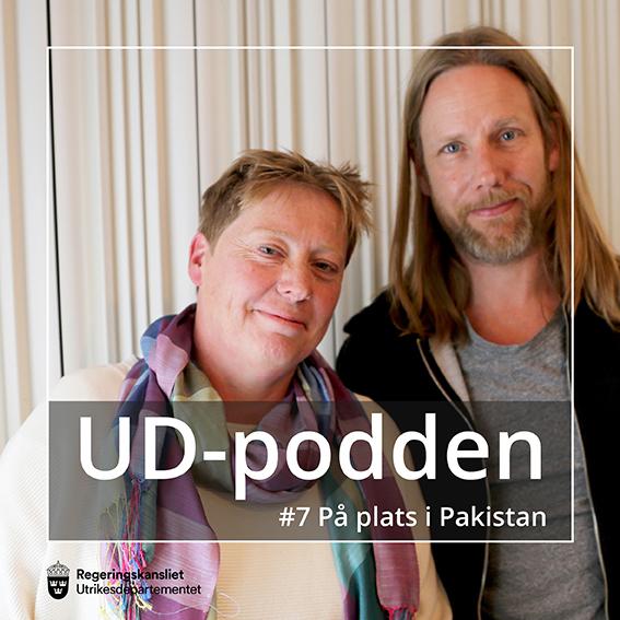 #7 På plats i Pakistan