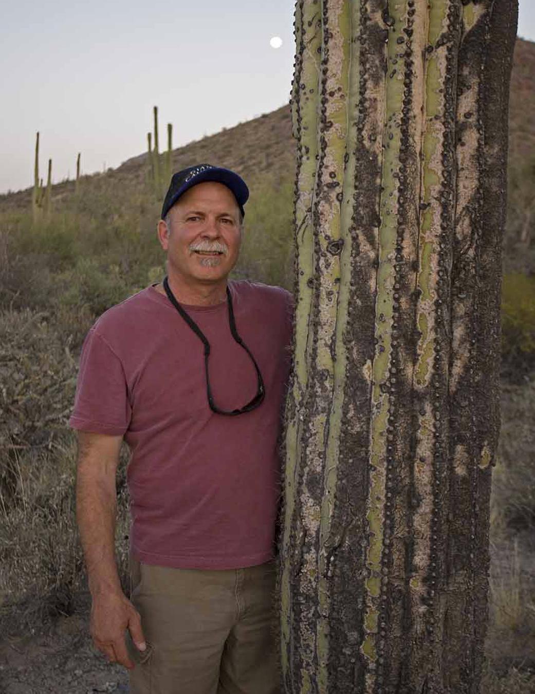 John Cancalosi saguaro