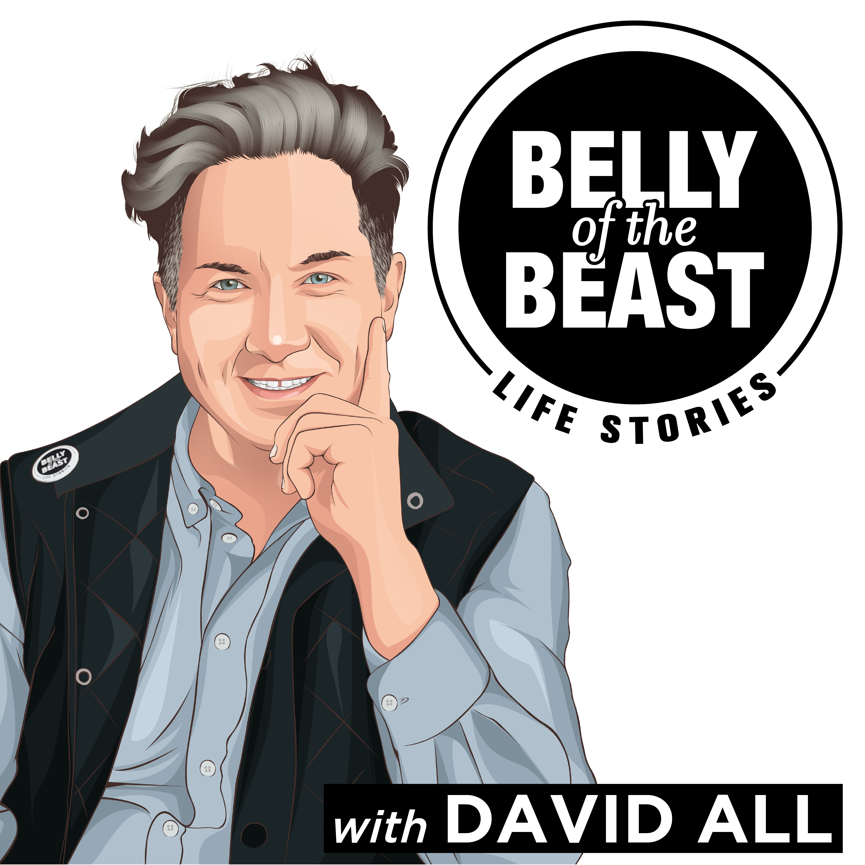Belly of the Beast Life Stories show art