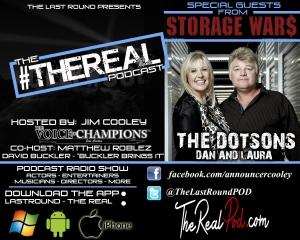 TRR #14 - Dan Dotson - Storage Wars