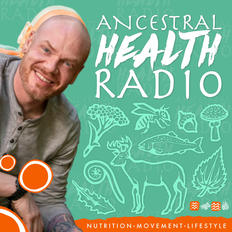 Ancestral Health Radio show art